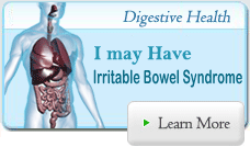 irritable bowel syndrome - digestive health